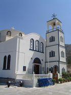 Orthodoxe Kirche auf Nissiros