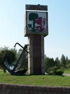 Ortsschild von Liepaja