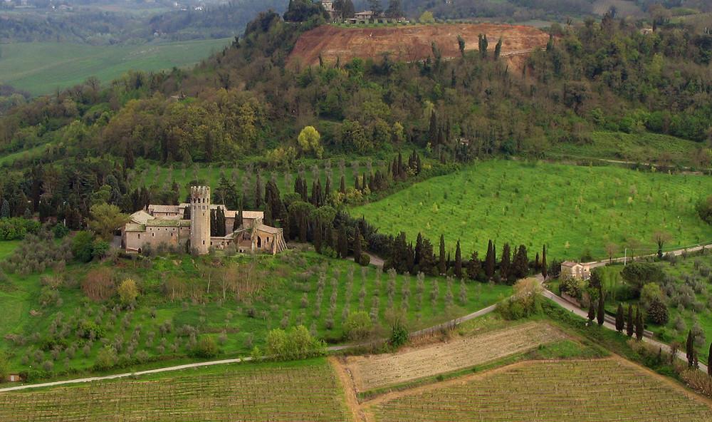 Orvieto - paesaggio