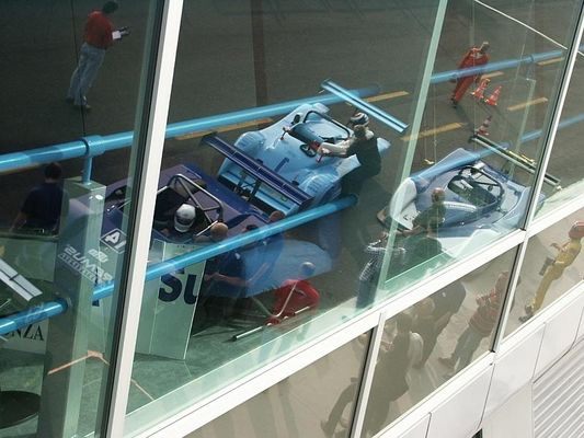 ORWELL-Supersports Cup / Monza 2003