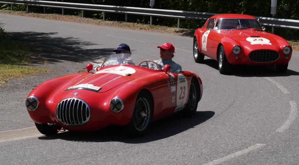 Osca et Ferrari