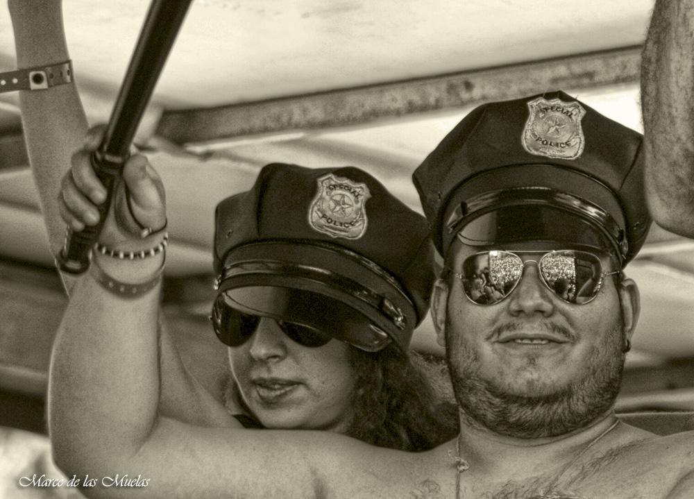 ...osito policia...
