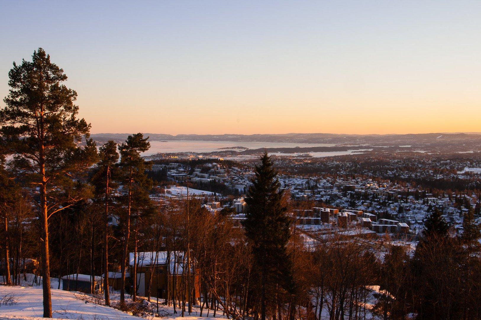Oslo / Fjord