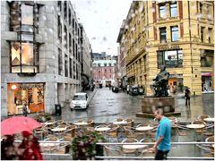 Oslo piange.