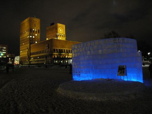 Oslo Rathhaus