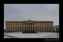 Oslo Schloß