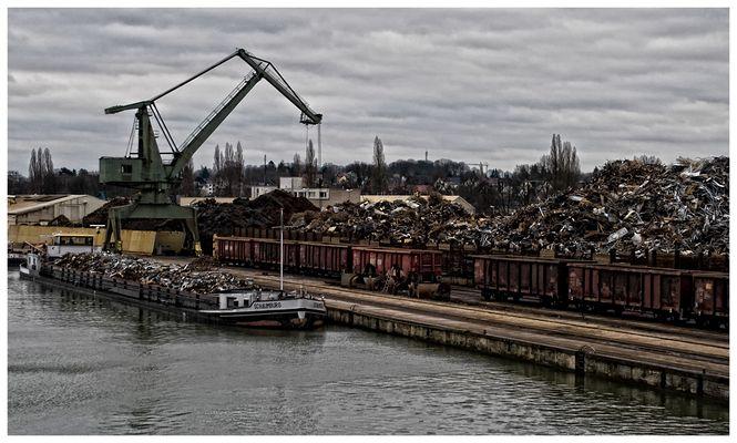 Osnabrück Hafen
