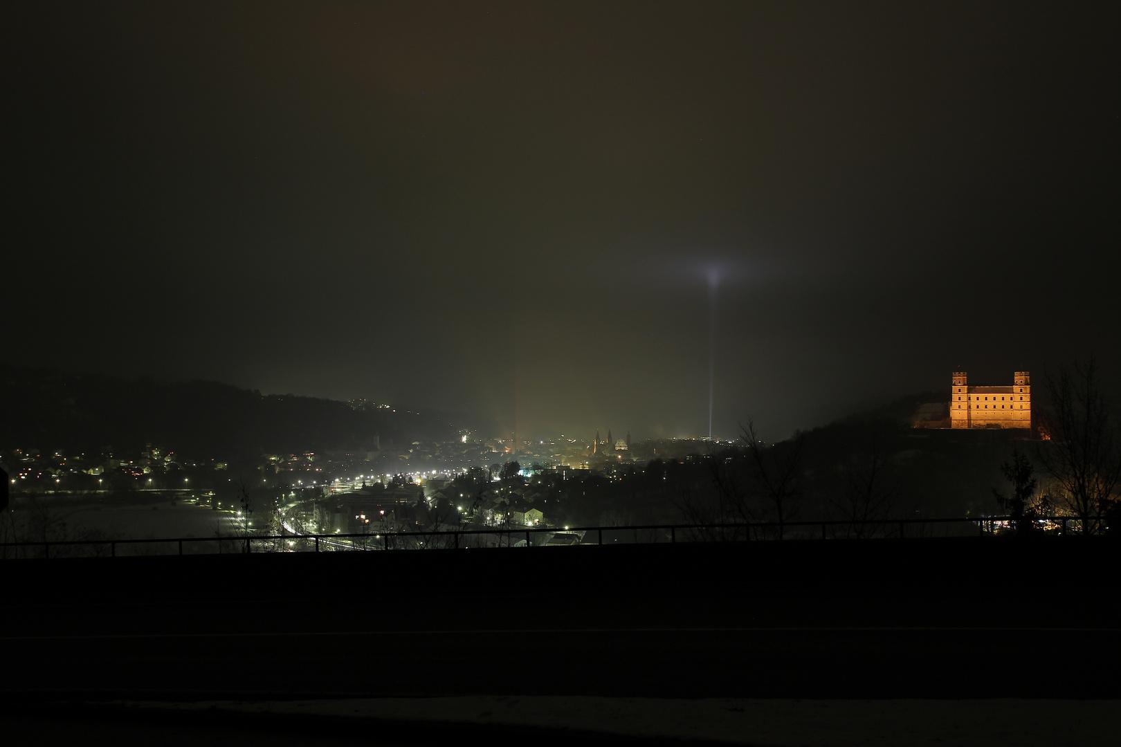 Osram Night in Eichstätt