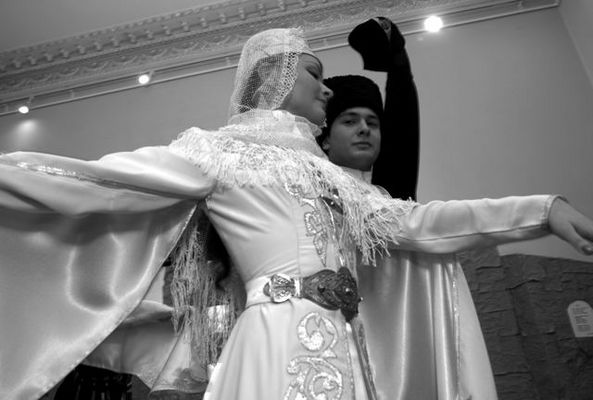 Ossetischer Volkstanz