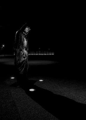 Ossman Sow, Besançon la nuit