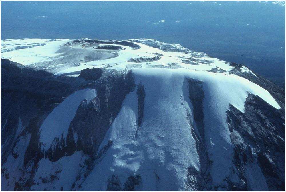 Ostafrika - Kenya - Tanzania - Kilimanjaro - Kibo