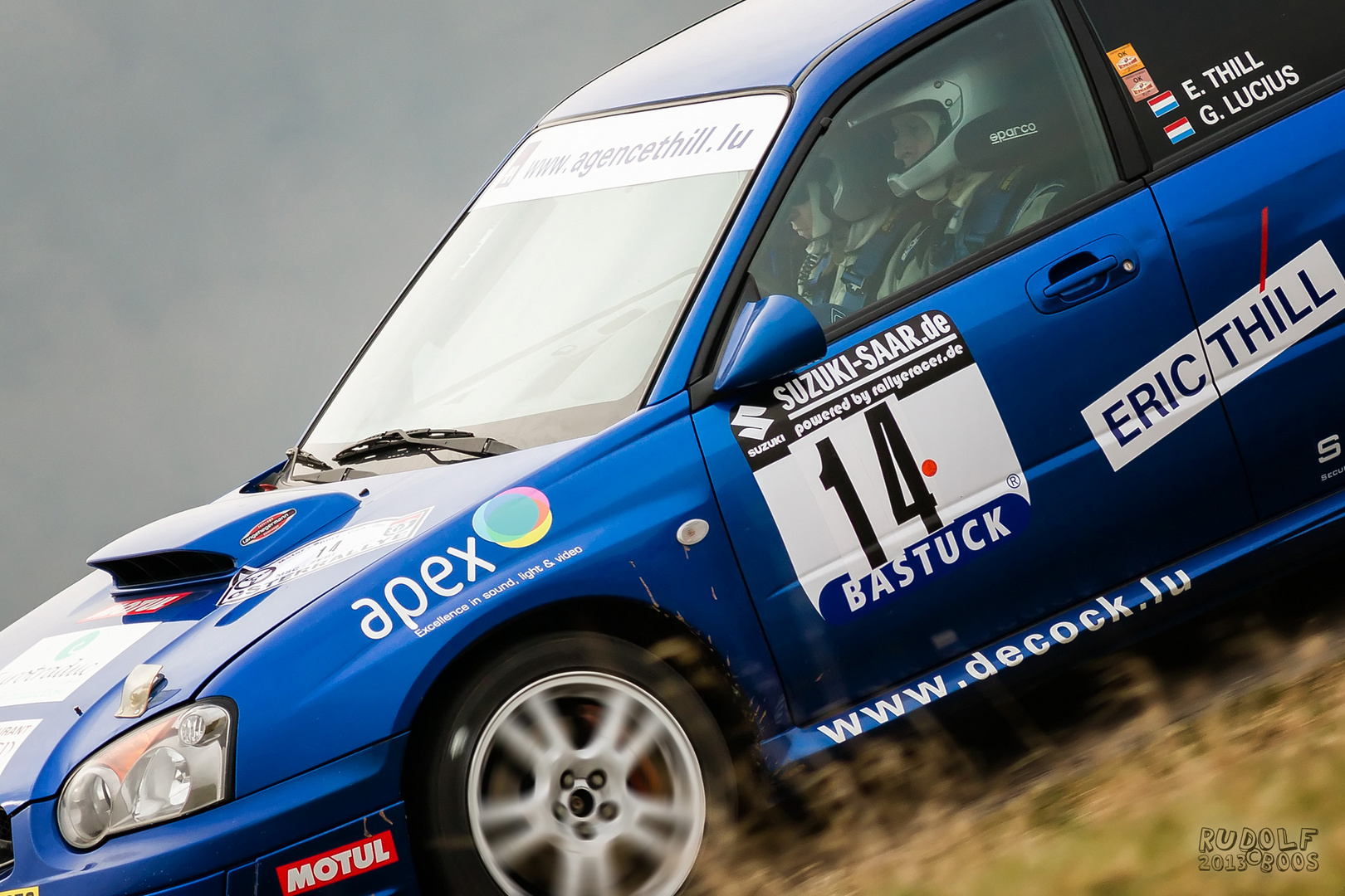 Oster-Rally Zerf 2013 02