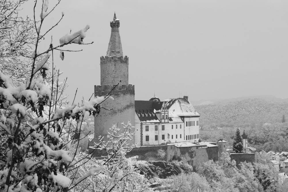 Osterburg in Weida