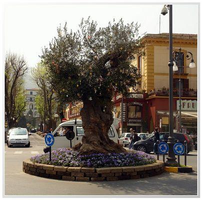Ostereier-Baum ....