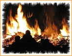 ...Osterfeuer..