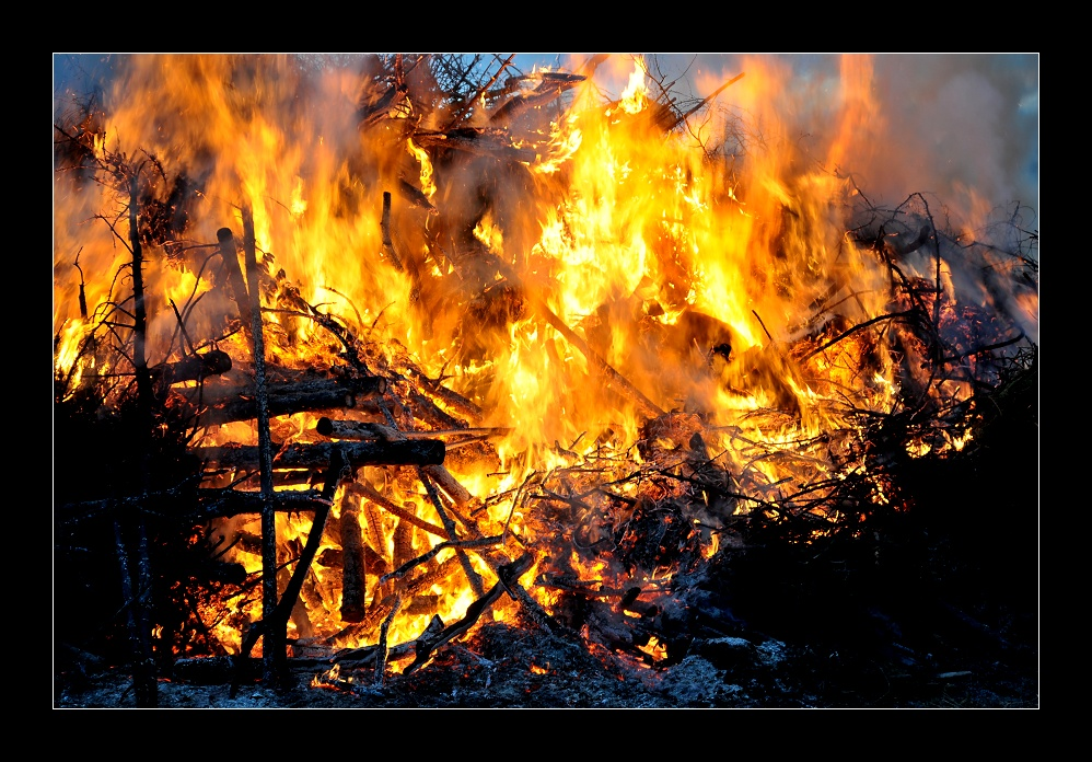 Osterfeuer 2010 (#2)