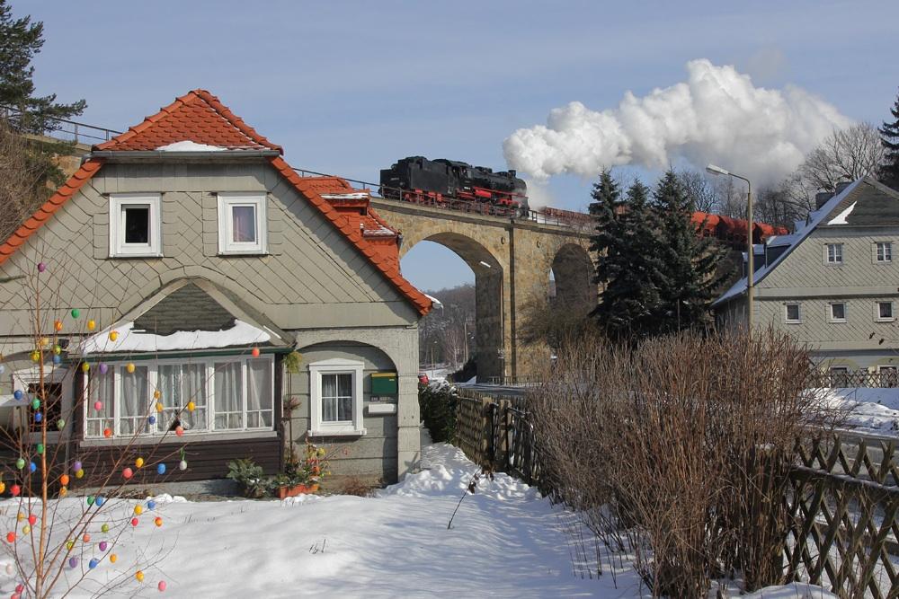 Ostergrüsse aus der Lausitz