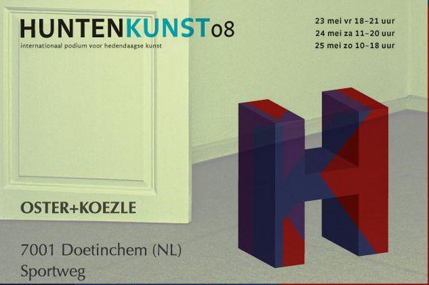 OSTER+KOEZLE auf der Huntenkunst 2008