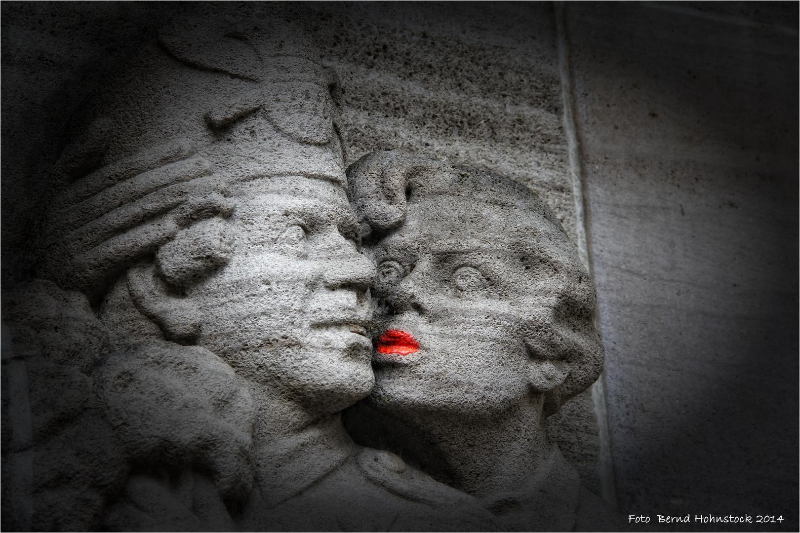 Ostermannbrunnen Impression zu Köln am Rhein .....