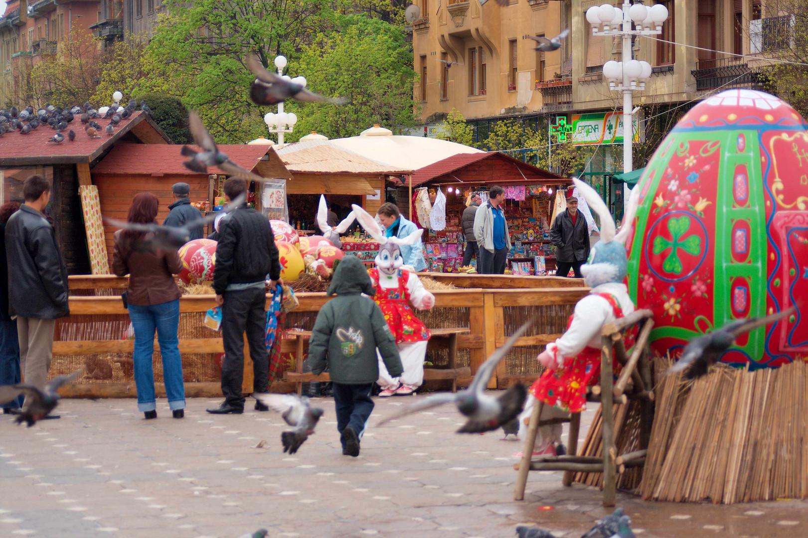 Ostermarkt 2013 Timisoara