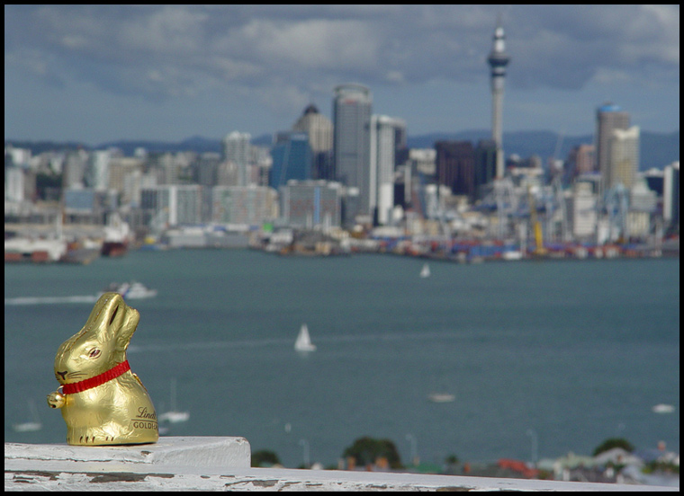 Ostern am anderen Ende der Welt