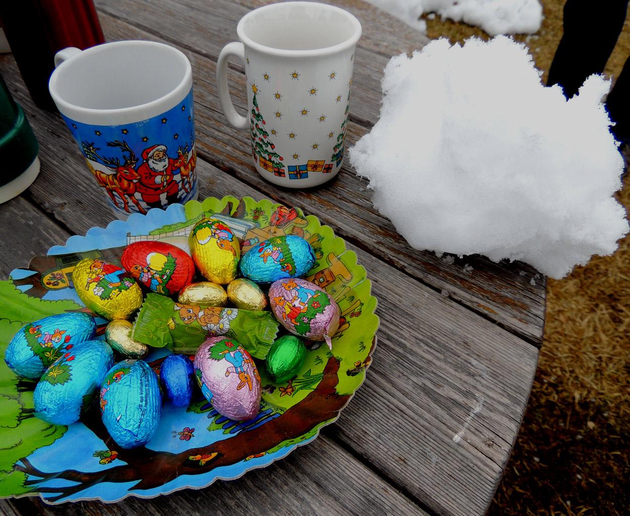 Ostern auf  dem Hundeplatz 3