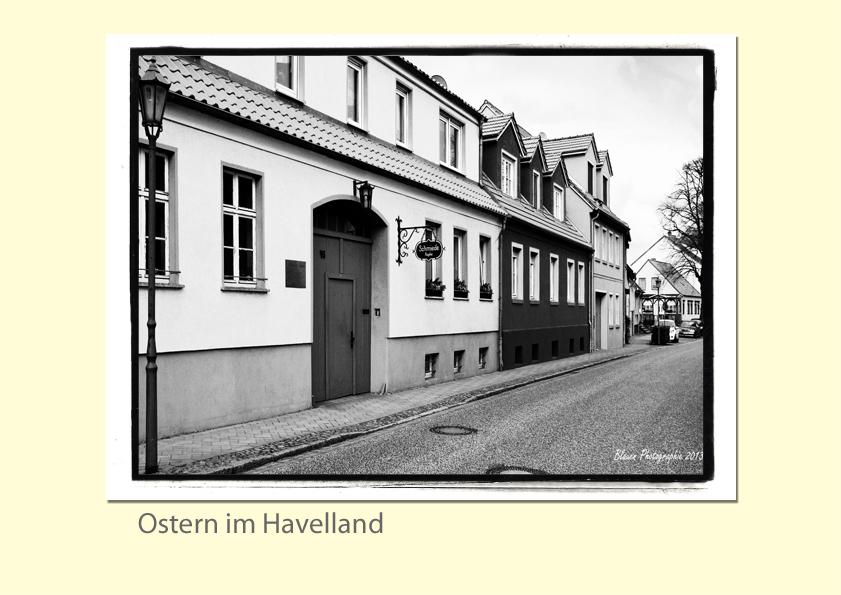 Ostern im Havelland 1