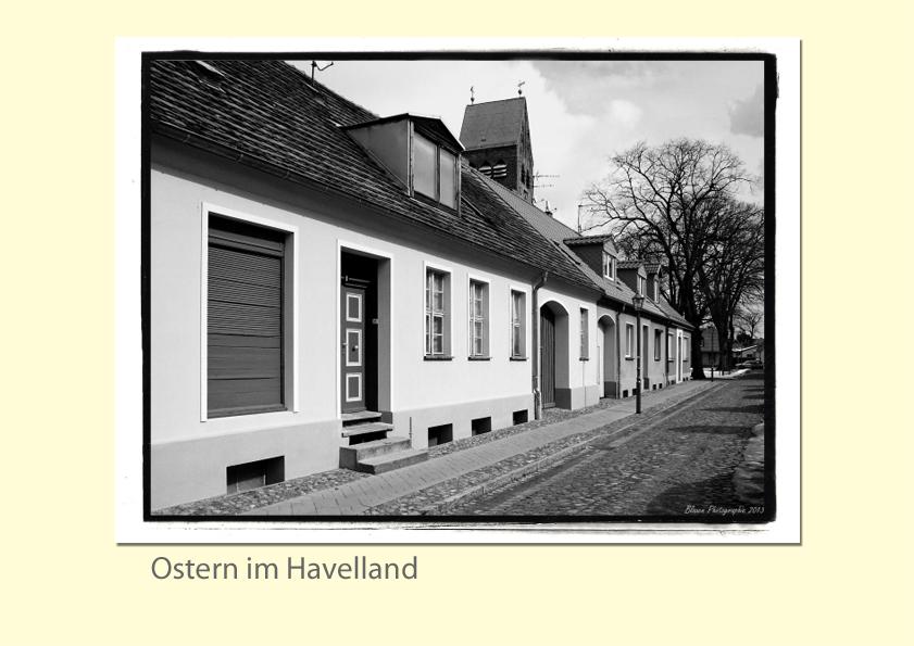 Ostern im Havelland 2