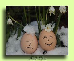 Ostern im Wechselbad der Gefühle O0o