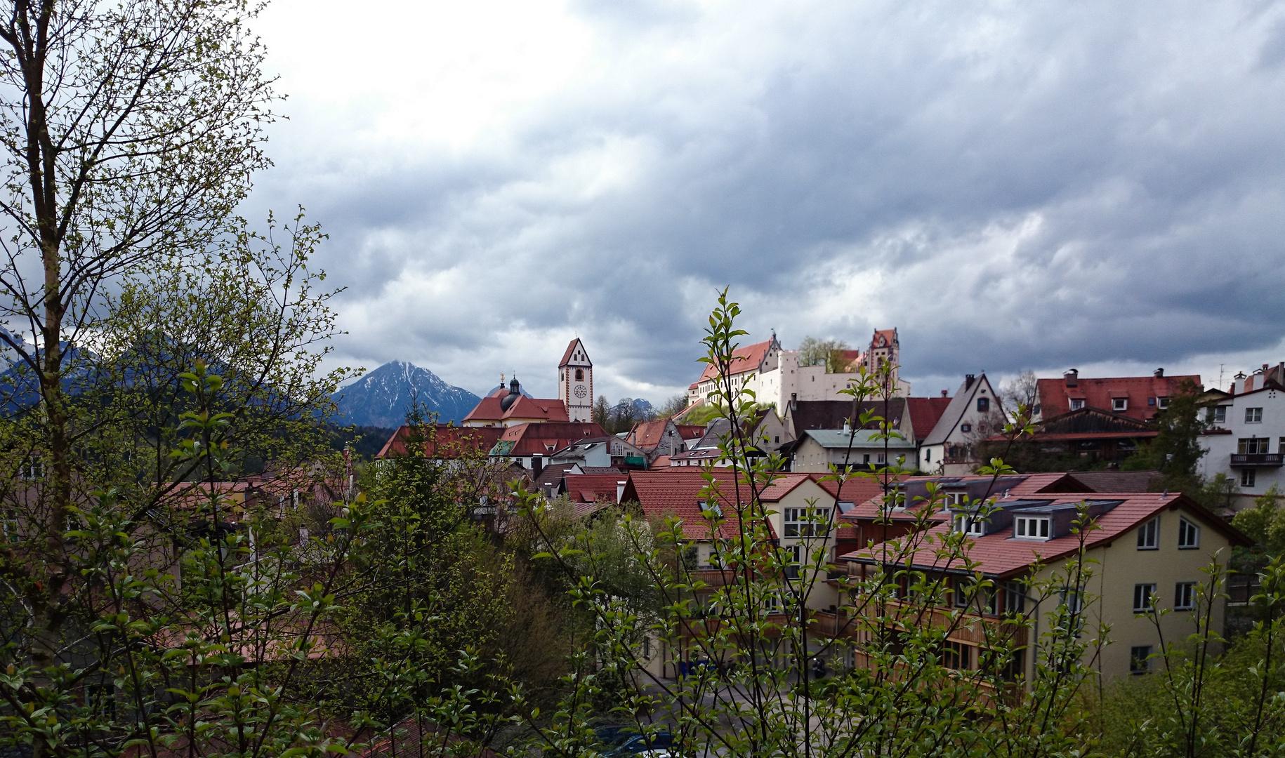 Ostern in Füssen