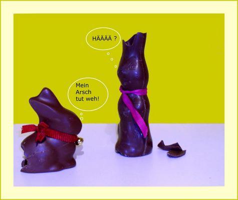 Ostern ist Sch.....