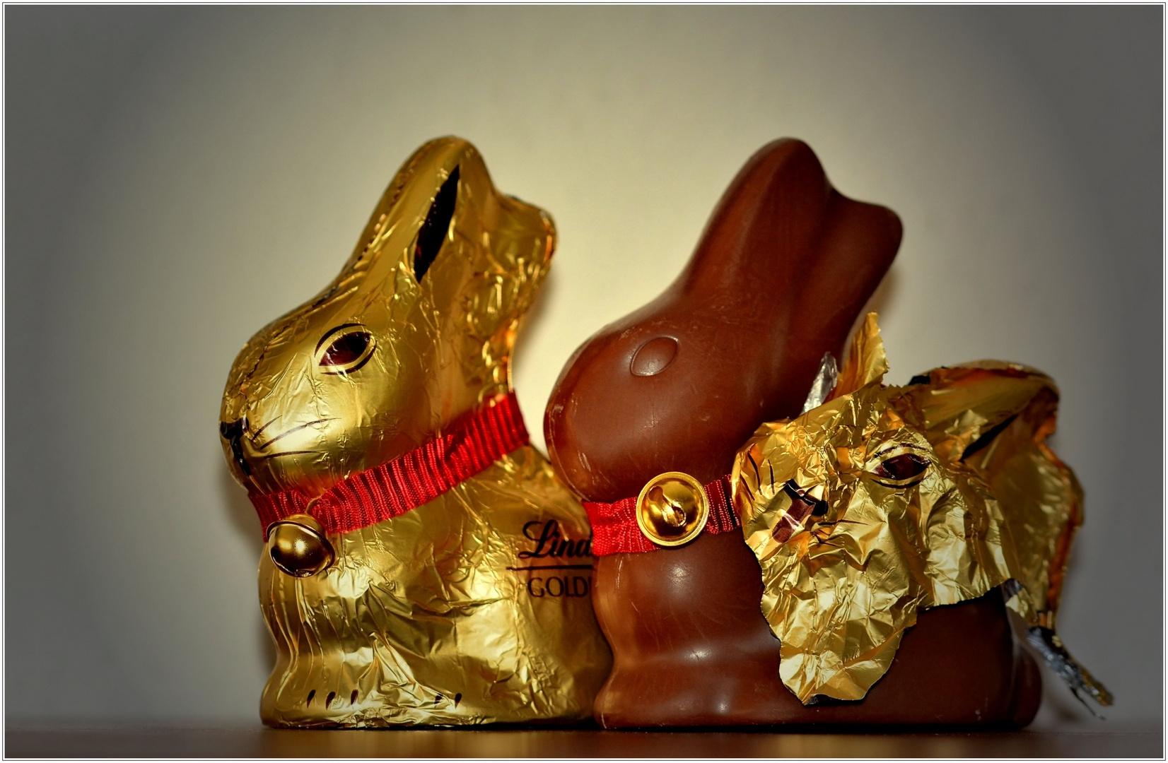 Ostern vorbei, ...