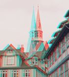 Osteroder Kirchturm -3D-