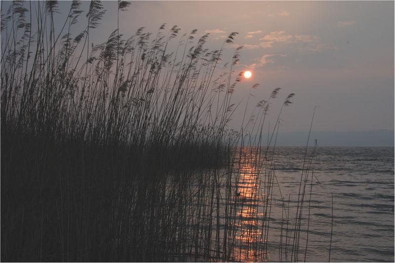 Ostersamstagmorgen am See