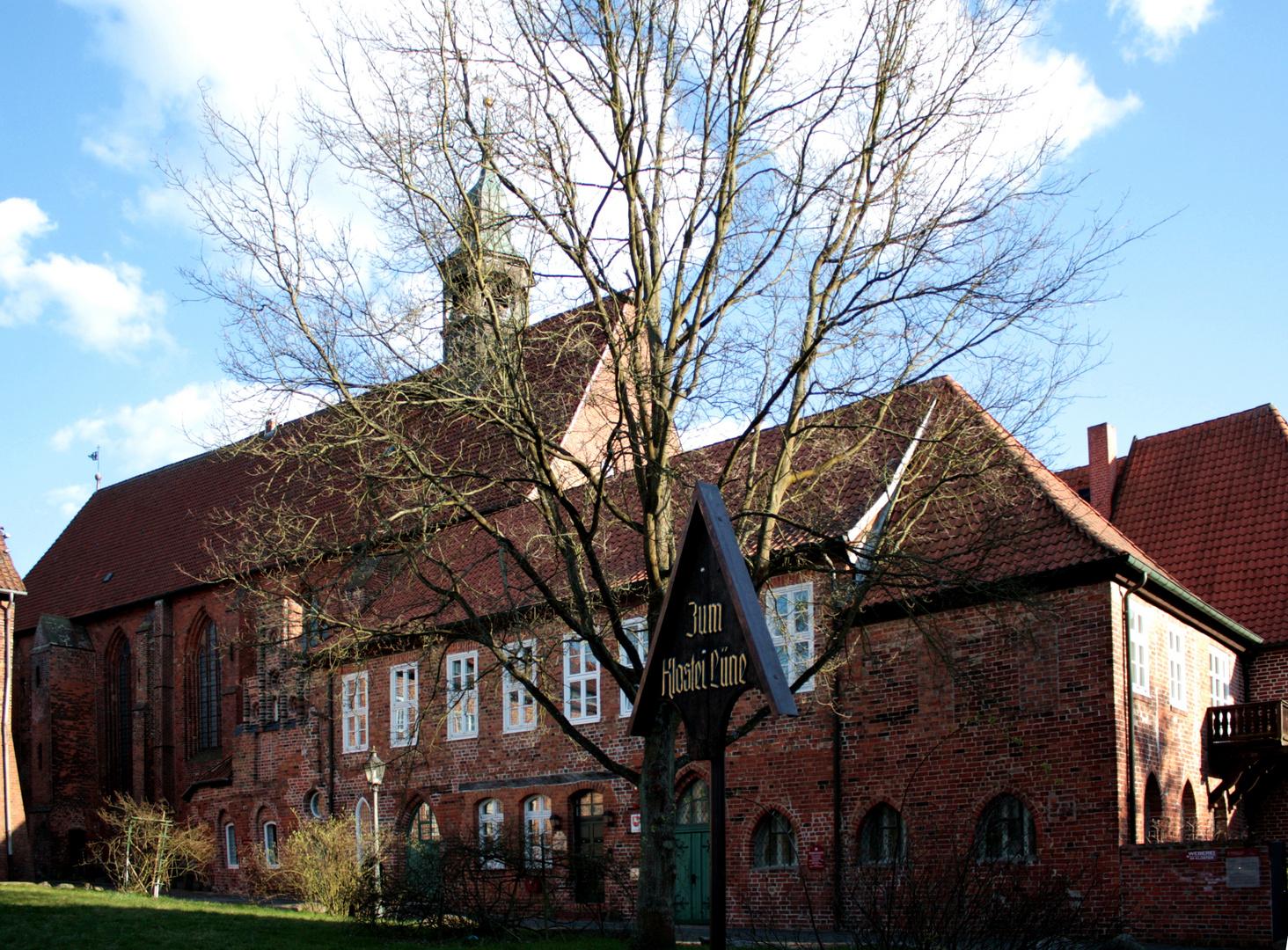 Ostersonntag im Kloster Lüne