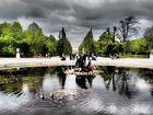 Ostersonntag im Schönbrunner Schlosspark