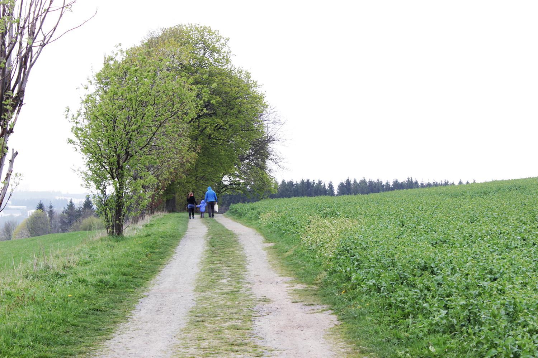 Ostersptziergang