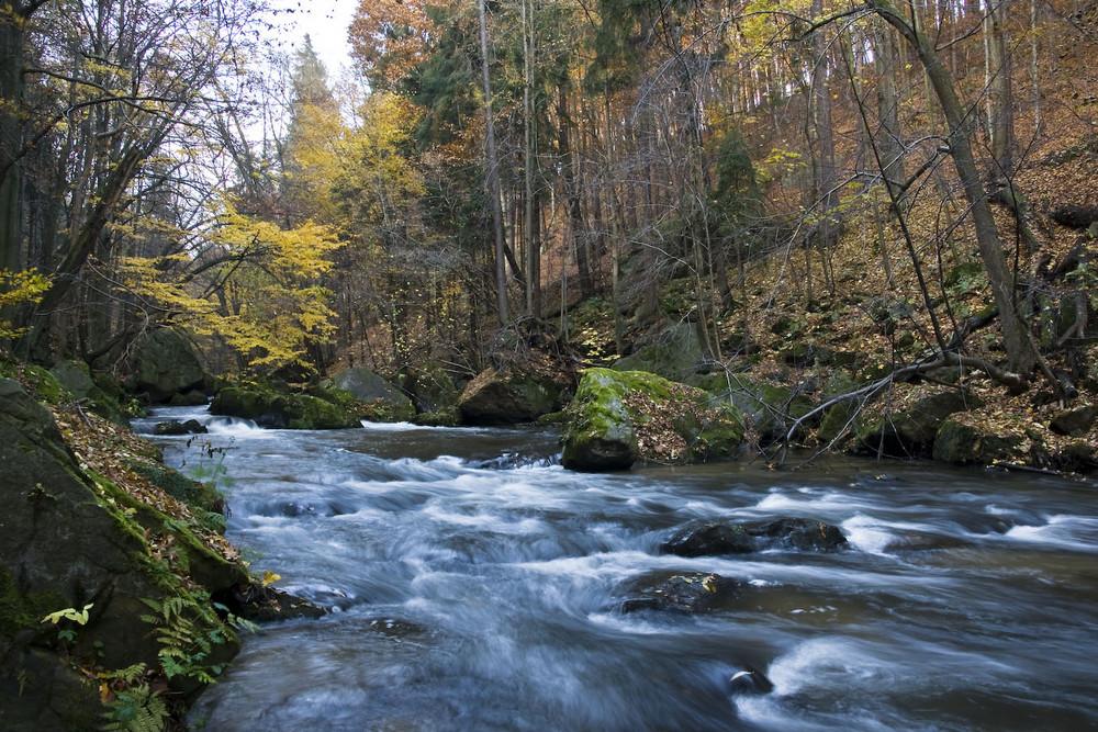 Osterzgebirge - Wesenitztal 1 ...
