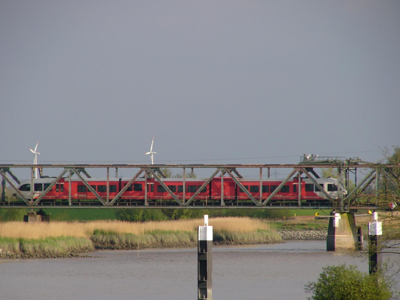 Ostfriesenbrücke Weener...