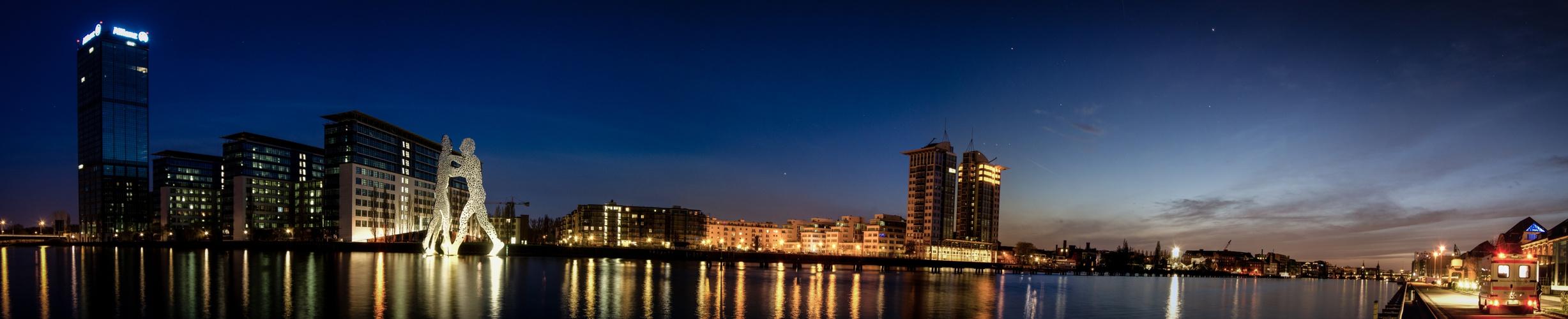 Osthafen Panorama