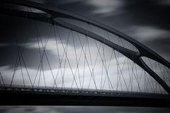 Osthafenbrücke Frankfurt ©