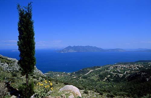 Ostküste der Peloponnes