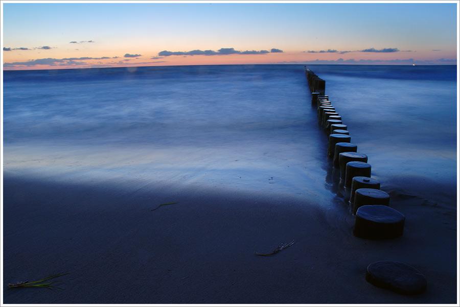 Ostsee am Abend #2