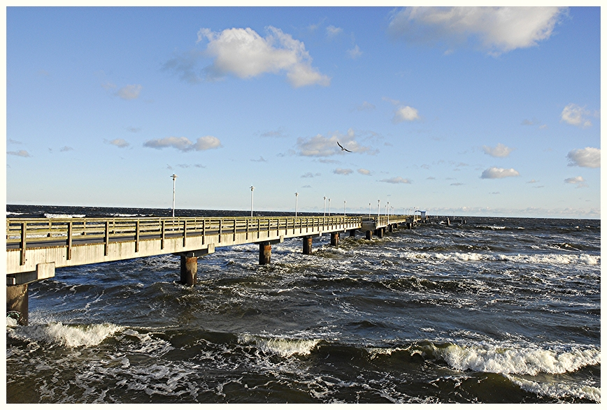 Ostsee bei Ahlbeck