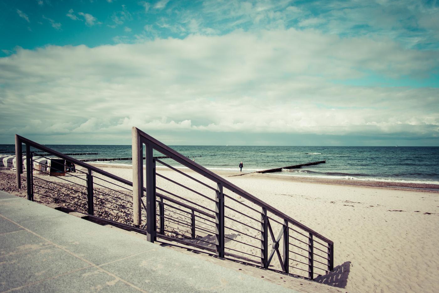Ostsee bei Heiligendamm