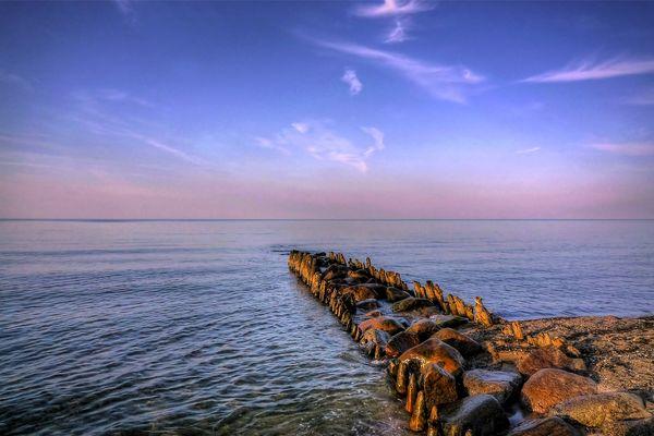 Ostsee bei Kühlingsborn