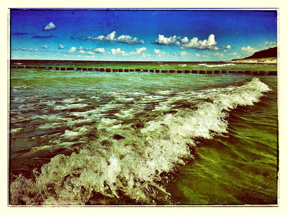Ostsee bei Zingst /4.