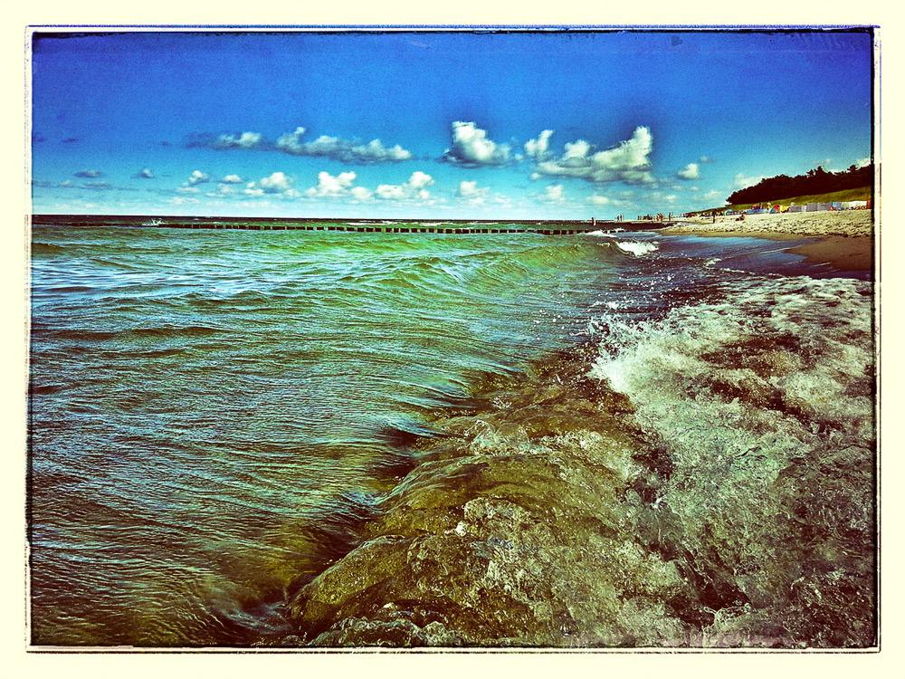 Ostsee bei Zingst /5.