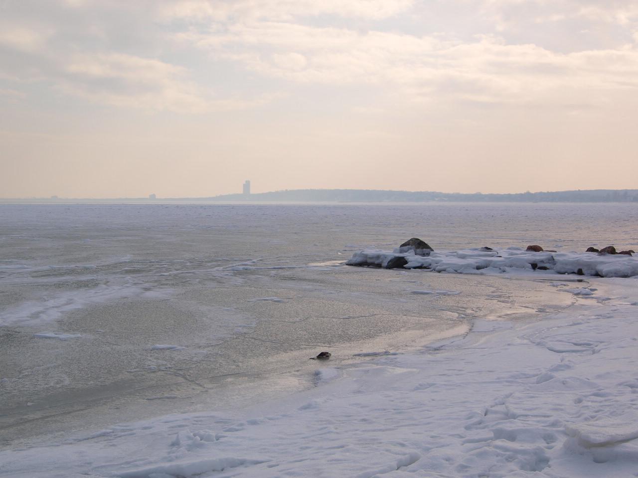 Ostsee Feb. 2010