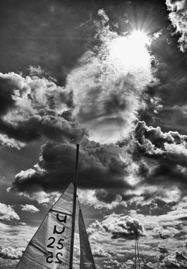 Ostsee Himmel II